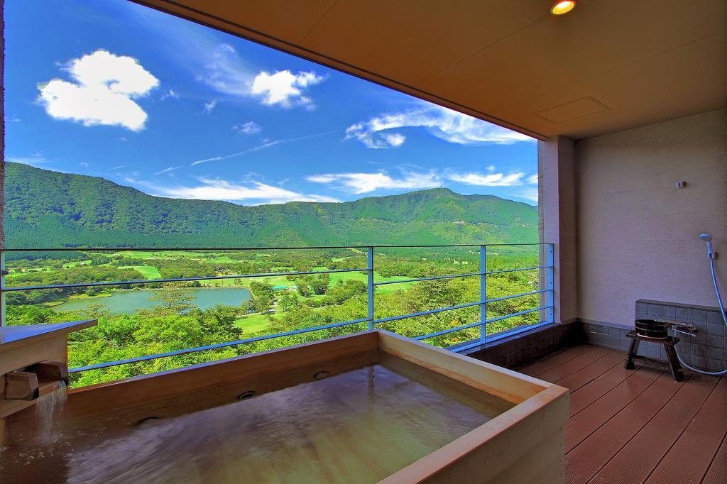 箱根溫泉星之光旅館客室露天風呂