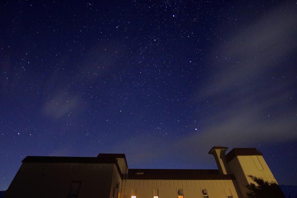 箱根溫泉星之光旅館夜晚星空
