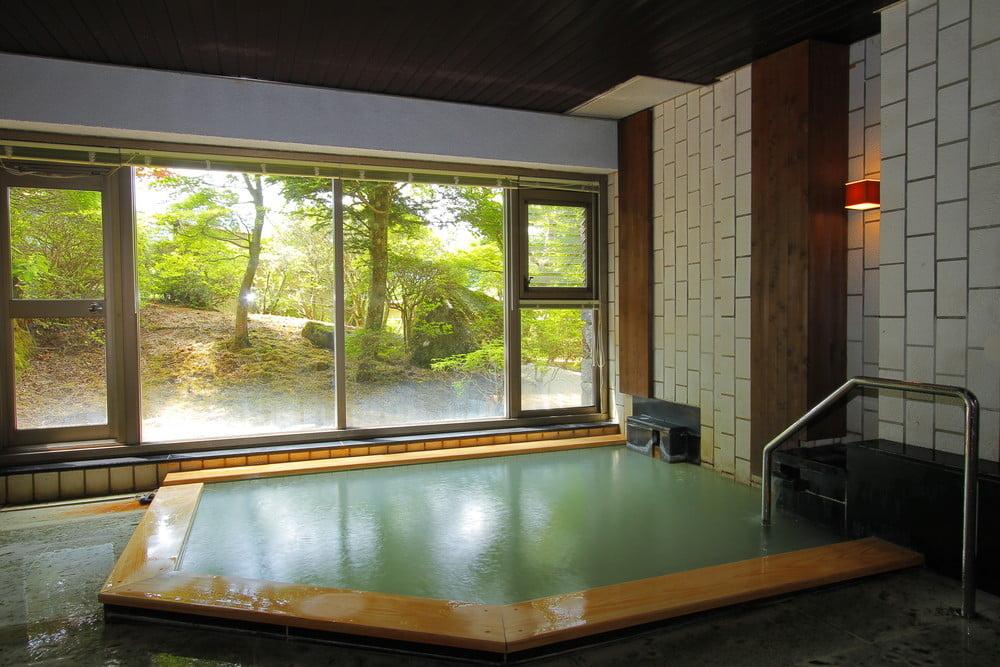 箱根溫泉星之光旅館大浴場