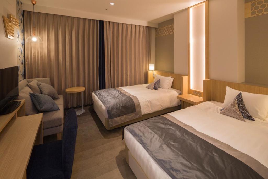 登別格蘭飯店comfort雙床房