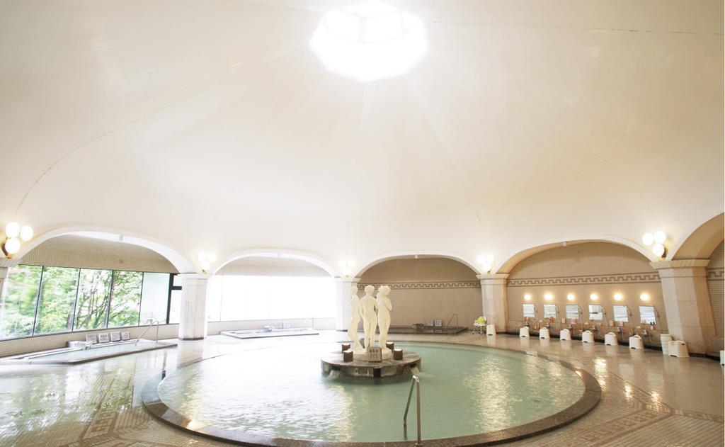 登別Grand Hotel內湯大浴場