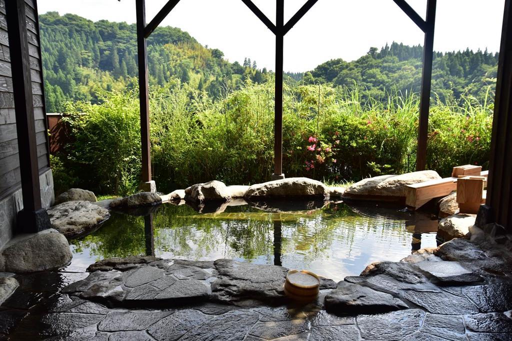 黑川溫泉Kounoyu旅館私人貸切風呂