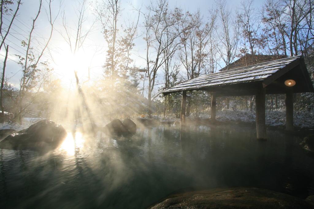 黑川溫泉Kounoyu旅館露天風呂