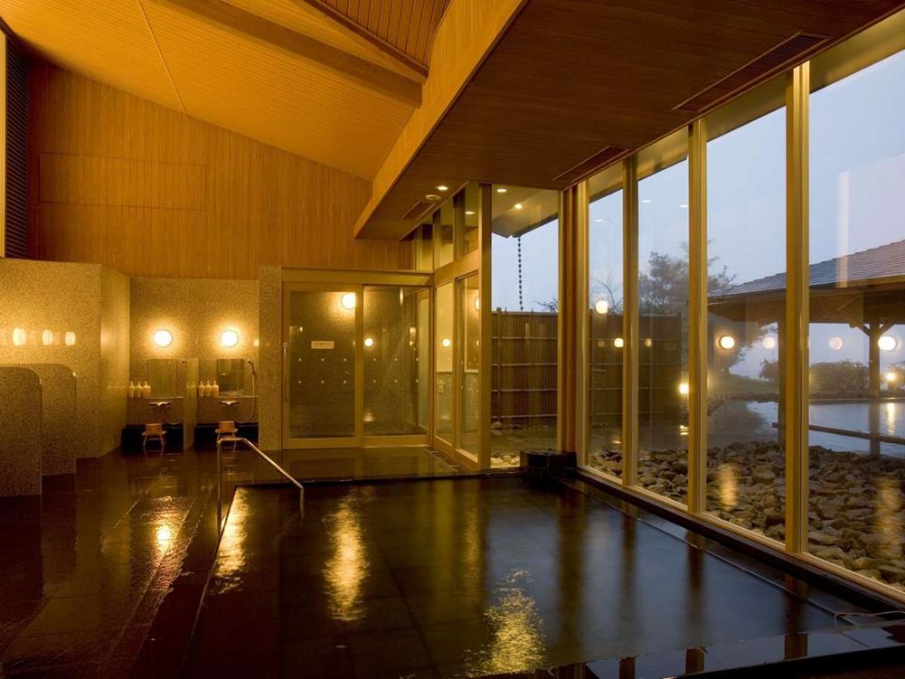 箱根蘆之湖王子大飯店內湯