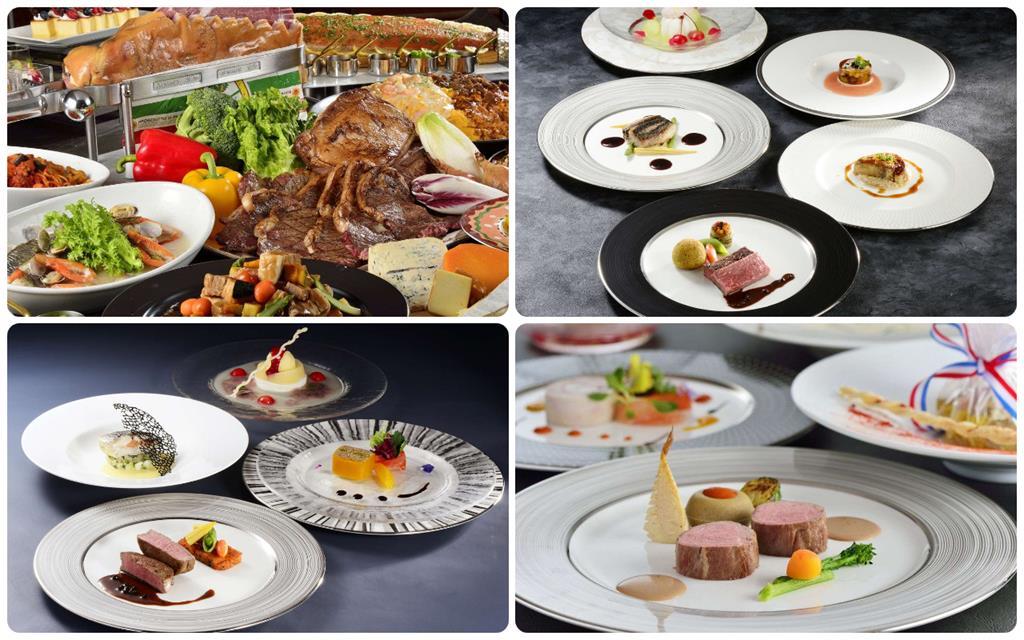 箱根蘆之湖王子大飯店法式餐廳