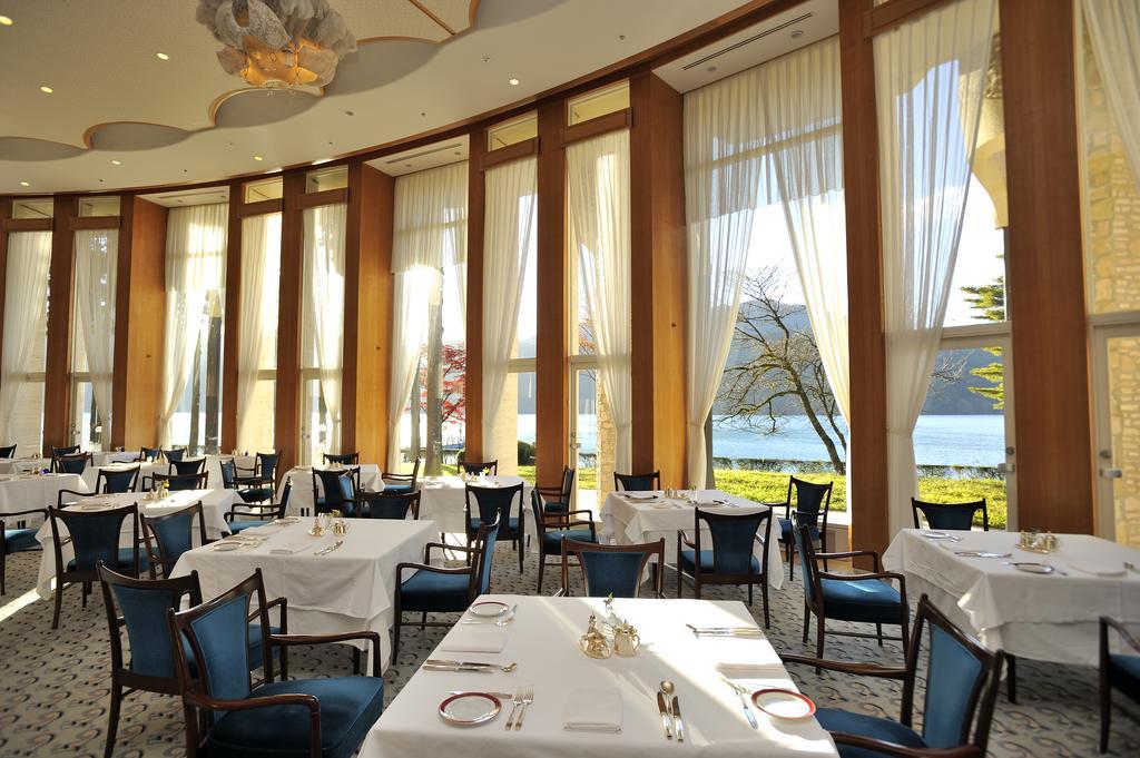 箱根蘆之湖王子大飯店餐廳