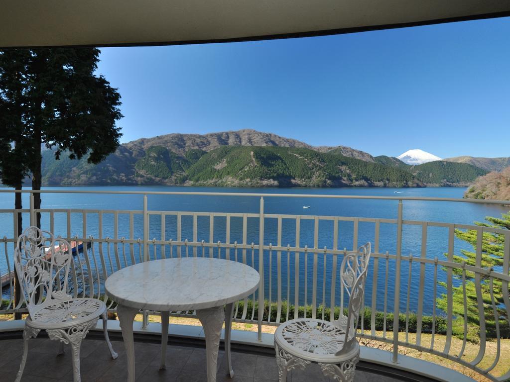 箱根蘆之湖王子大飯店富士山景