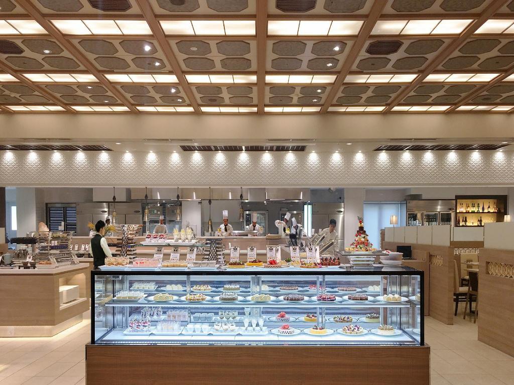 箱根綠色廣場飯店晚餐Buffet