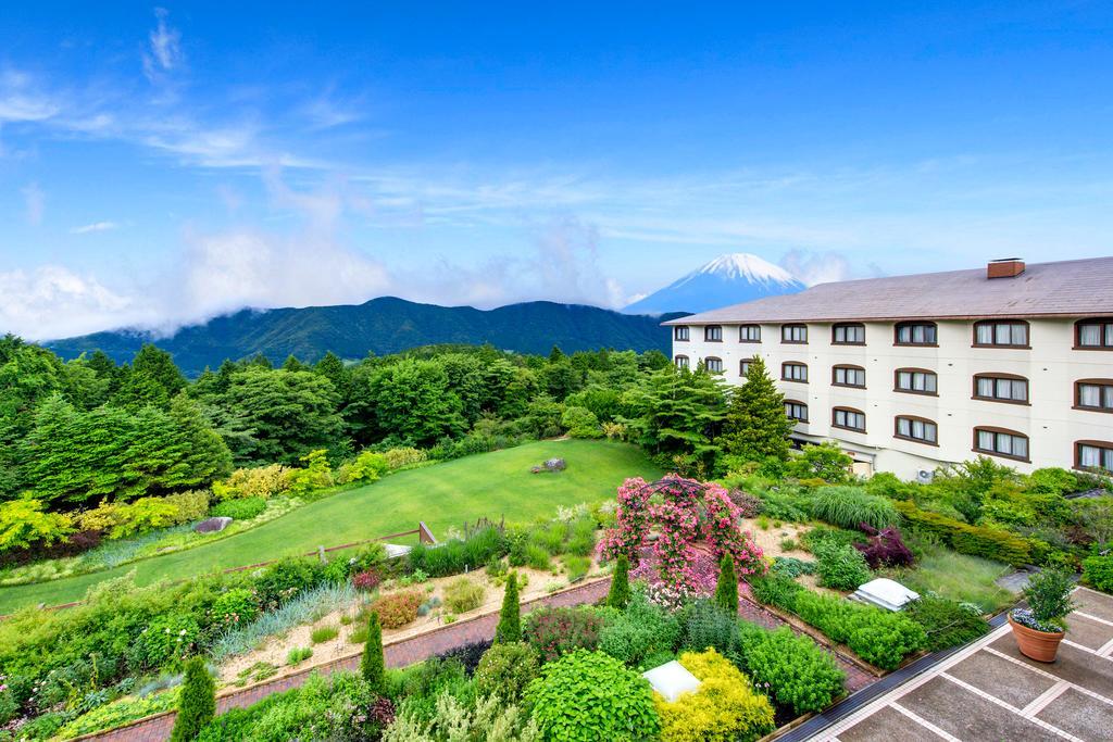 箱根溫泉綠色廣場飯店富士見和洋室