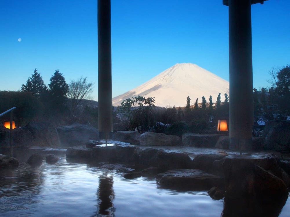 箱根溫泉綠色廣場飯店露天風呂