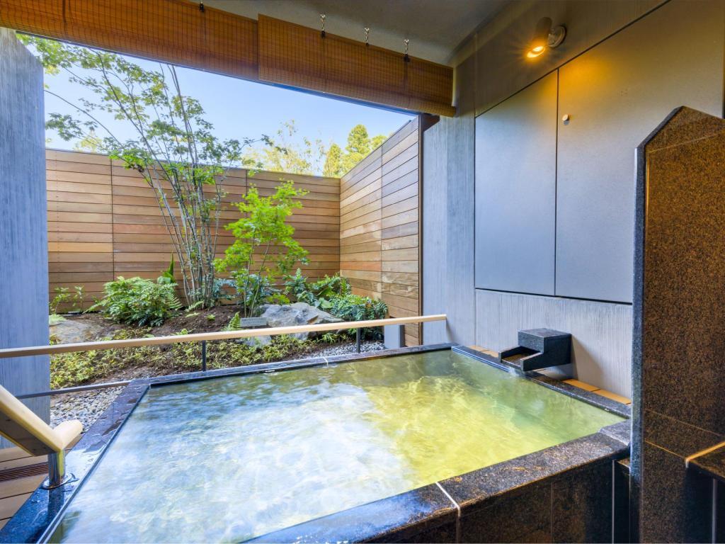 箱根溫泉花織飯店私人貸切風呂