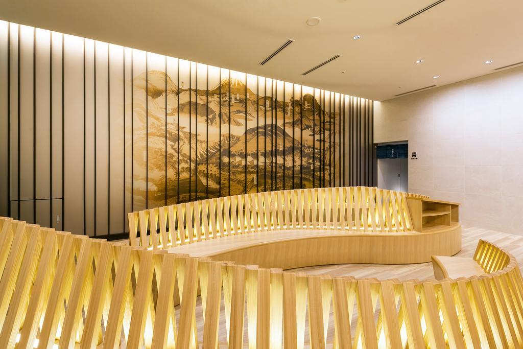 箱根溫泉花織飯店棚湯休息處