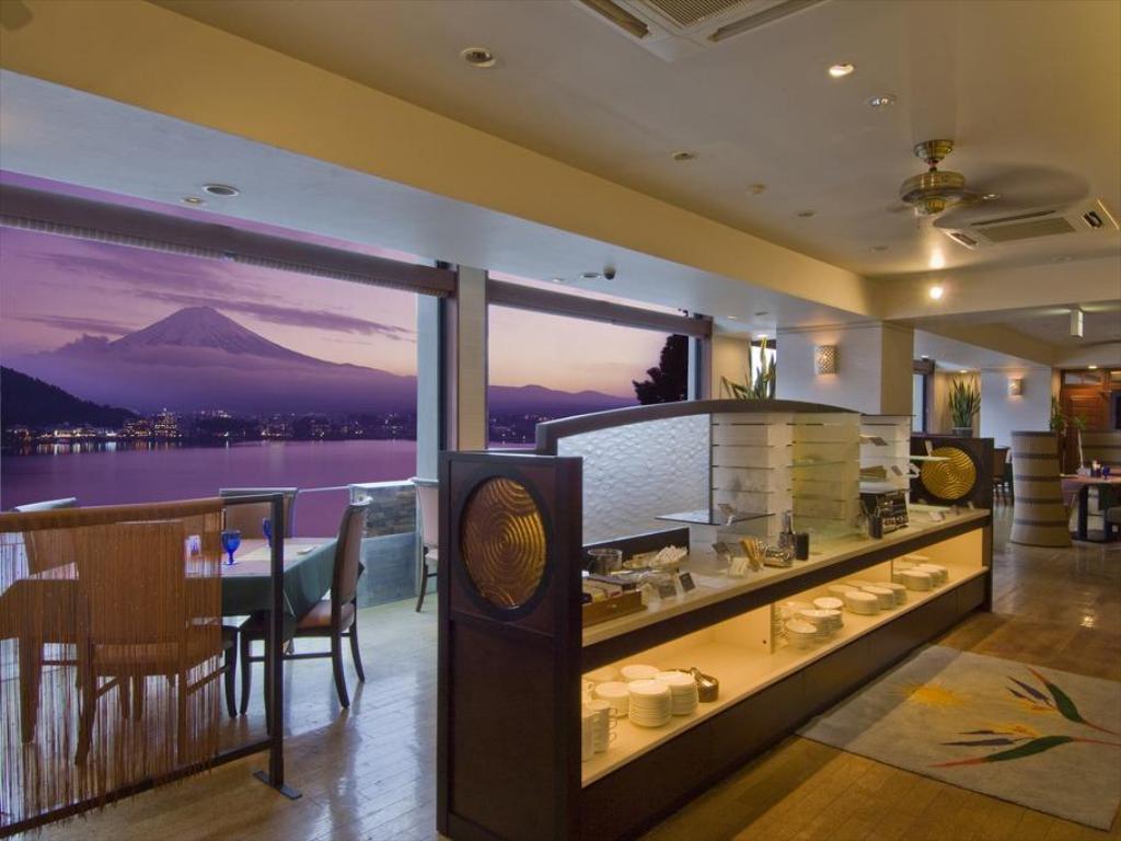 河口湖KUKUNA飯店餐廳