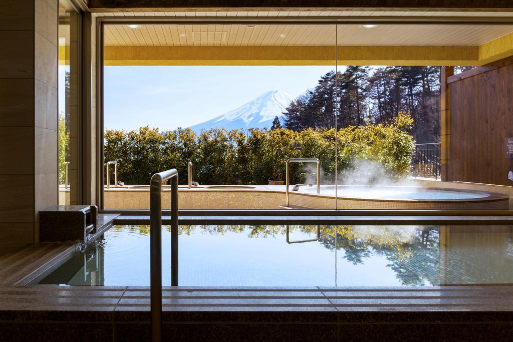 La Vista富士河口湖飯店大浴場