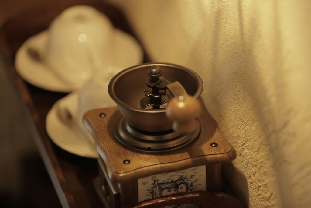 La Vista富士河口湖飯店房間磨豆器