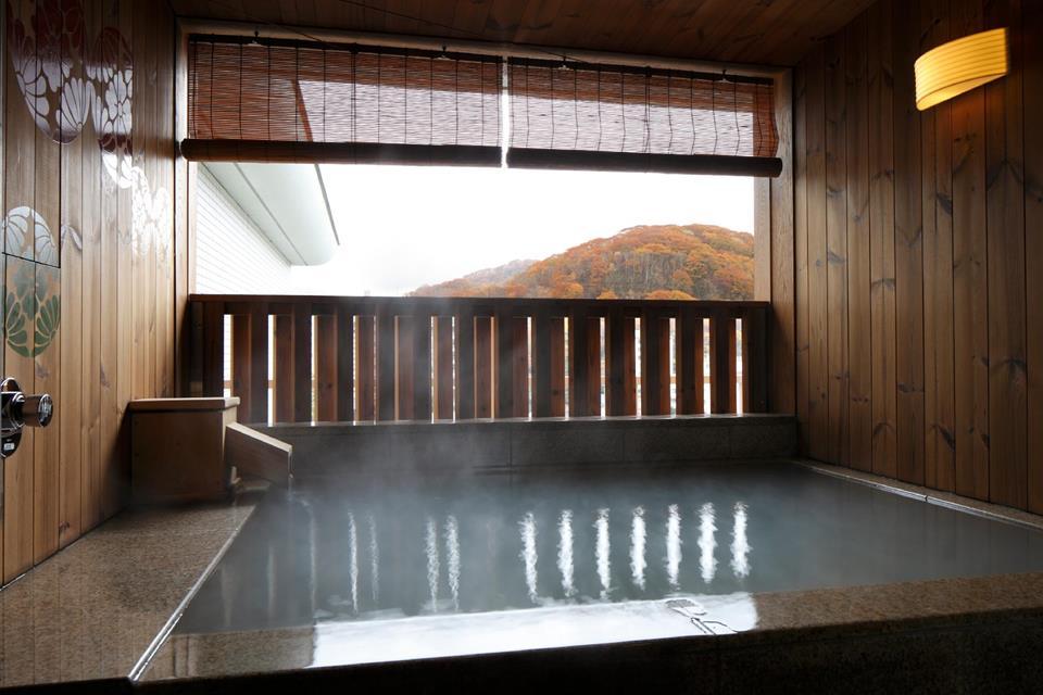 登別馬可波羅飯店高級和洋室附露天風呂