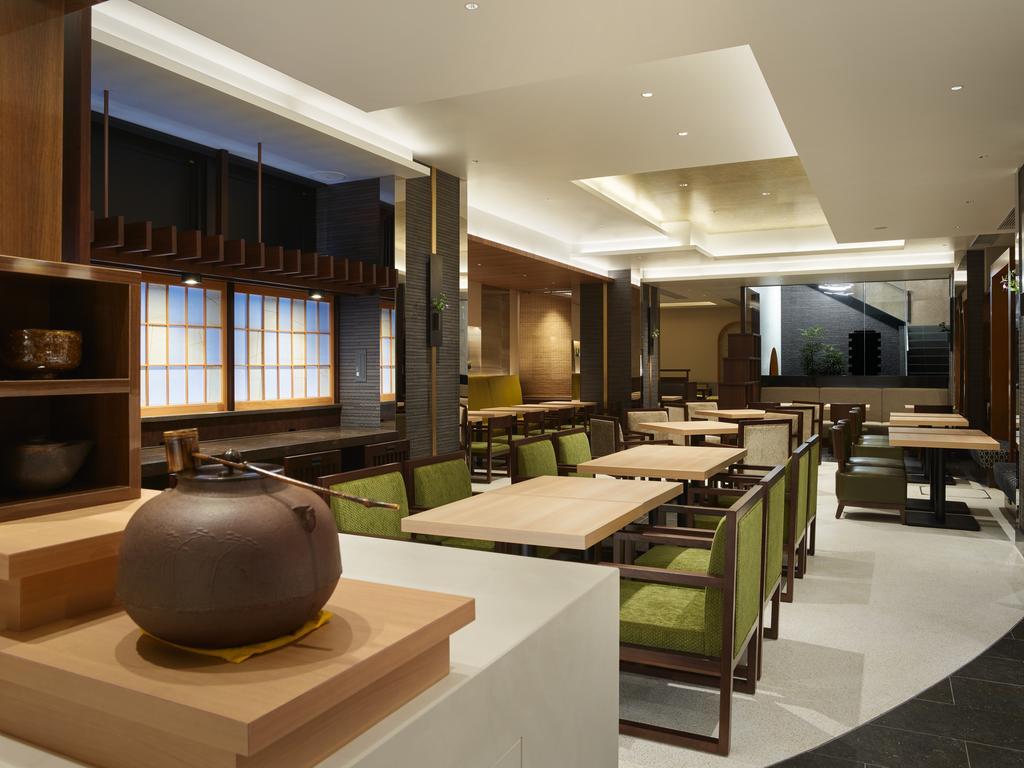 京都三井花園飯店站前店住客休息區