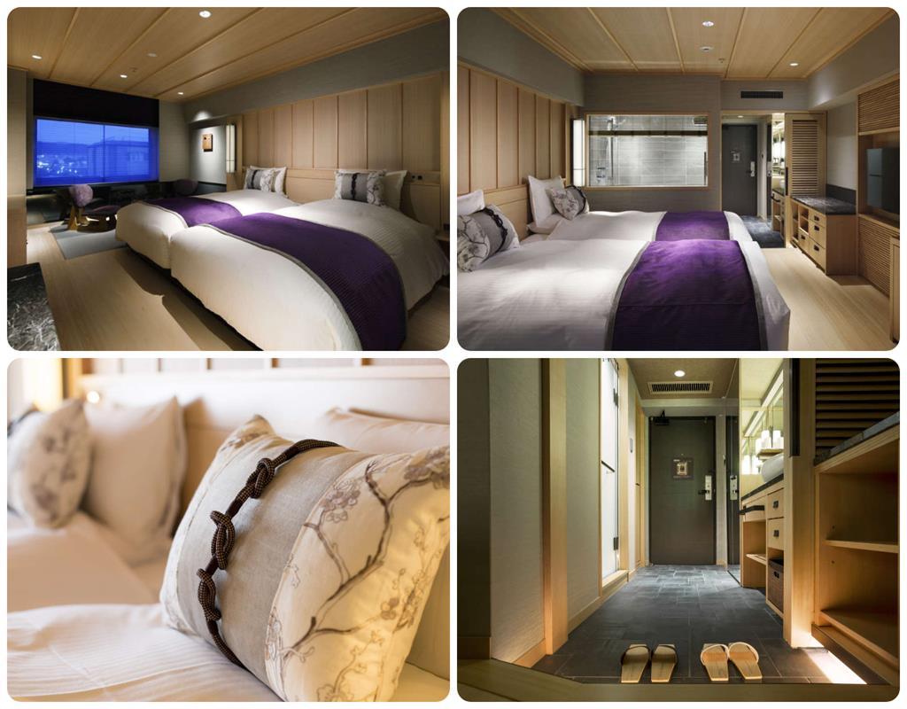 京都世紀飯店京Premium房型