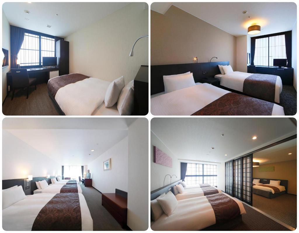 京都飯店推薦京都塔飯店房型