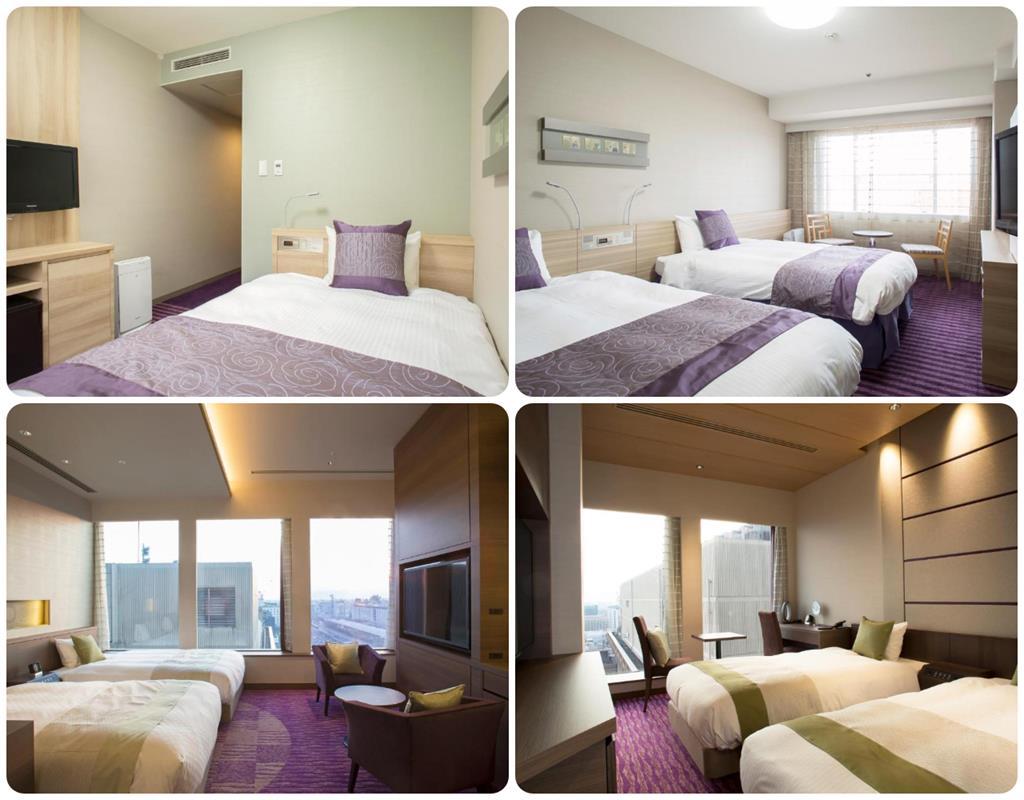 京阪京都格蘭德飯店一般房型及Superior房型