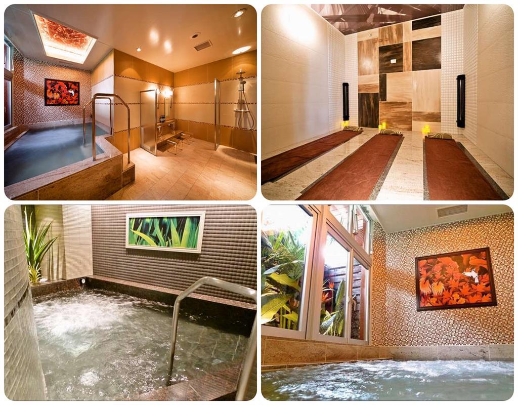 東京飯店推薦上野不忍可可大浴場