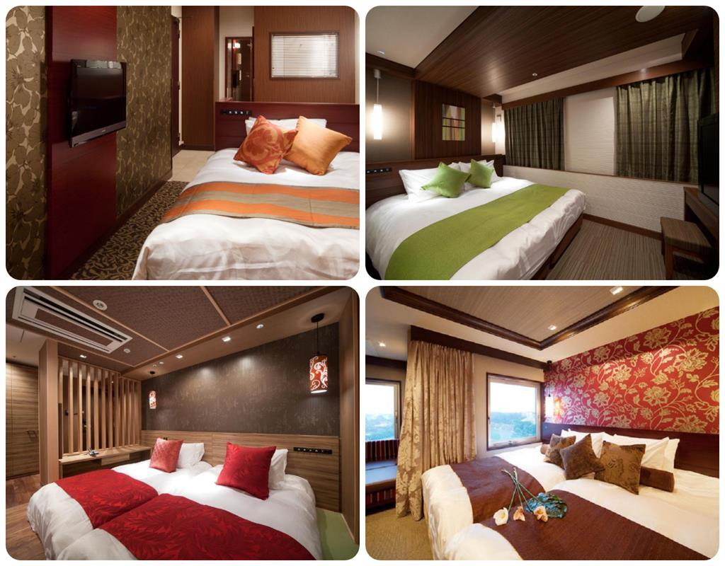 上野飯店不忍可可房型