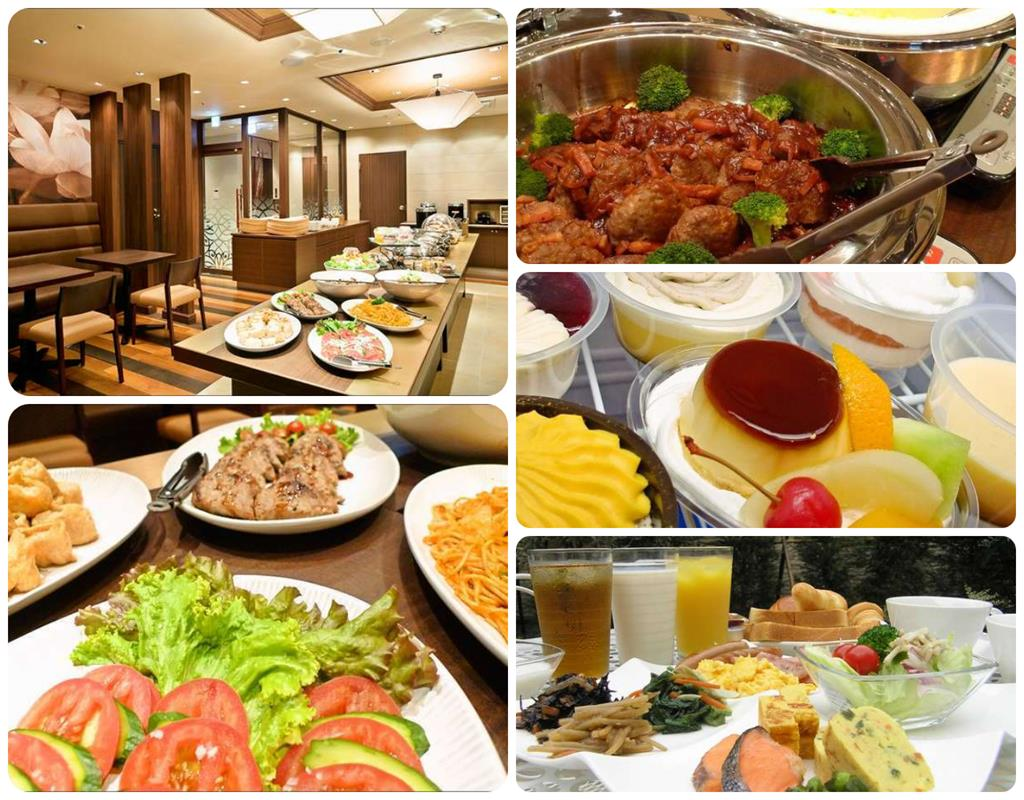 上野不忍可可大飯店早餐