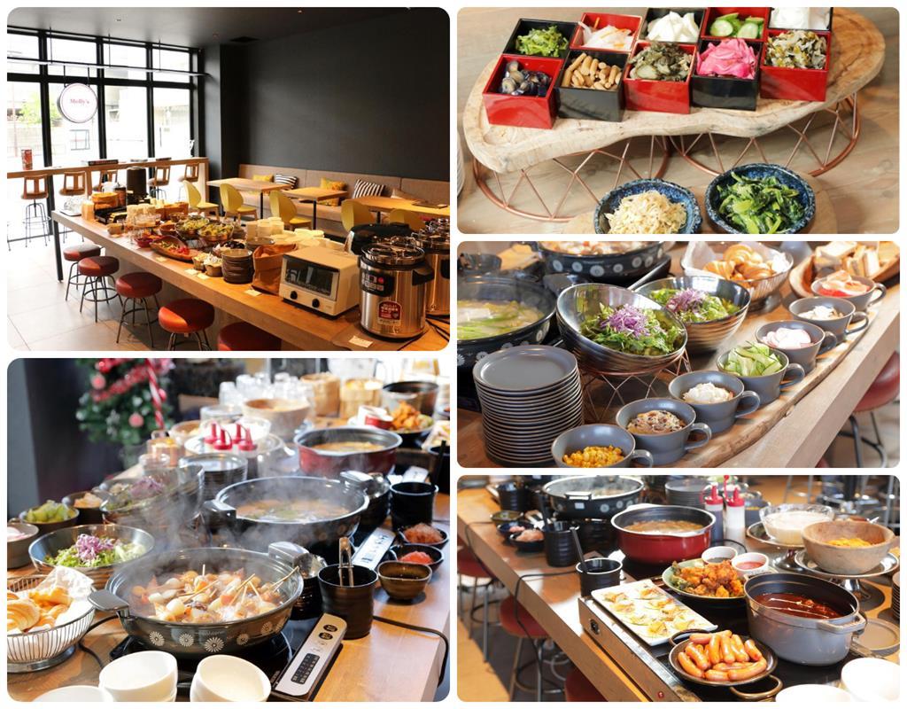 京都海茵娜飯店早餐