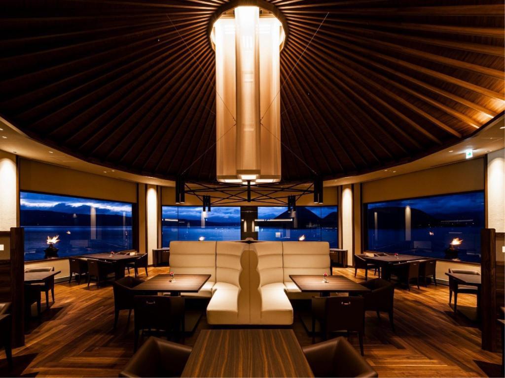 洞爺湖之栖飯店「The洞爺」餐廳