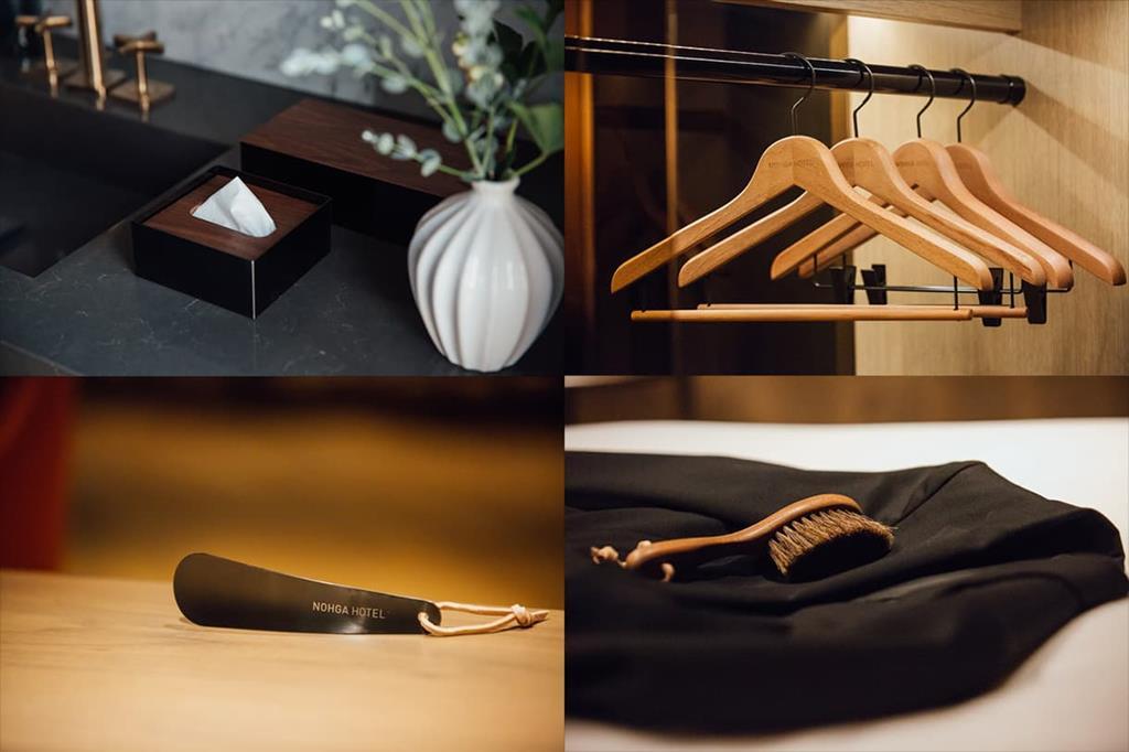 上野諾加飯店房間擺飾配件