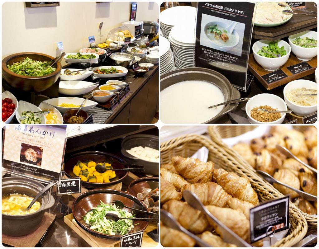 京都站前大和Roynet飯店早餐
