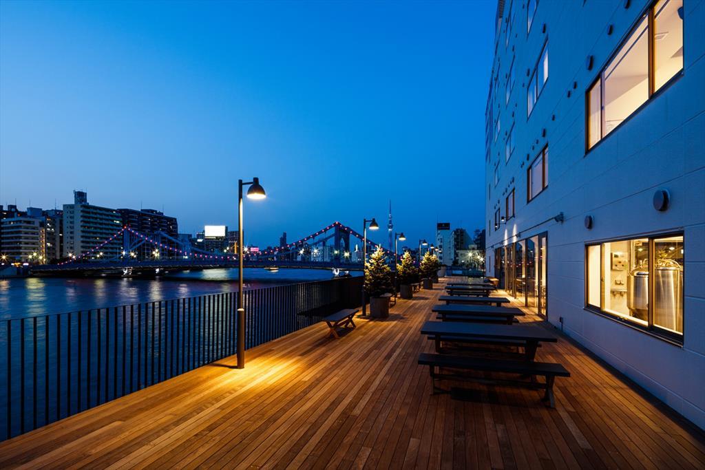 清澄The Share Hotel Lyuro 河岸露台