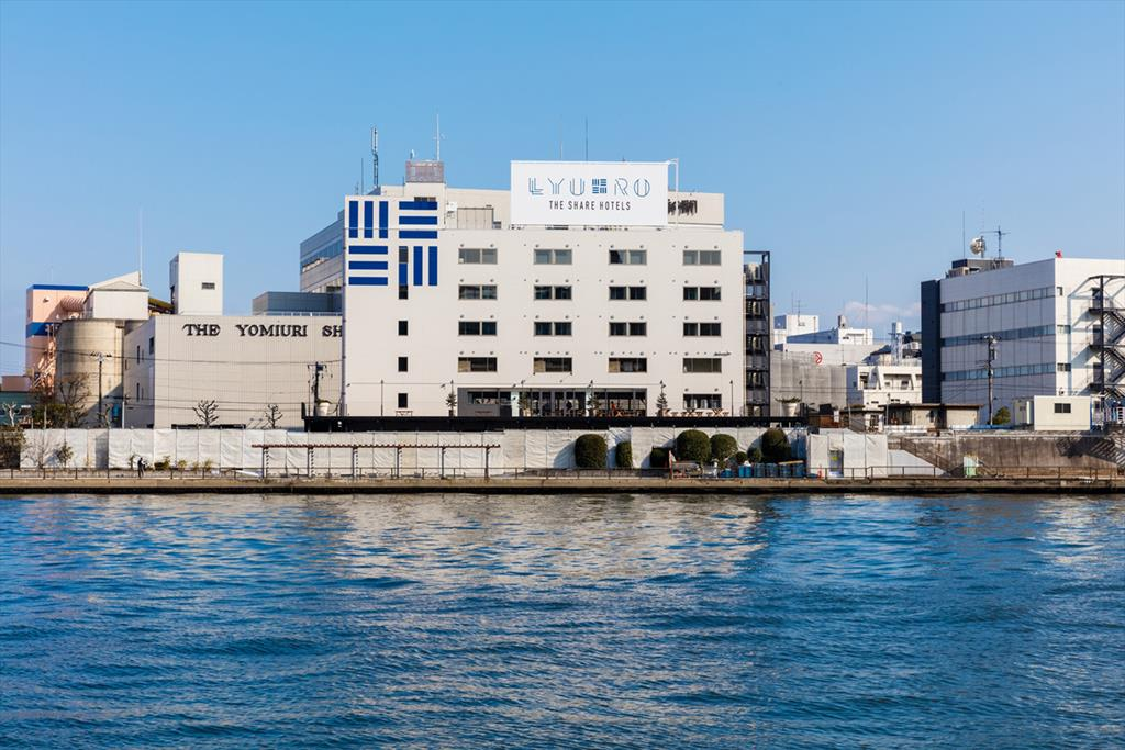 東京青年旅館清澄The Share Hotel Lyuro