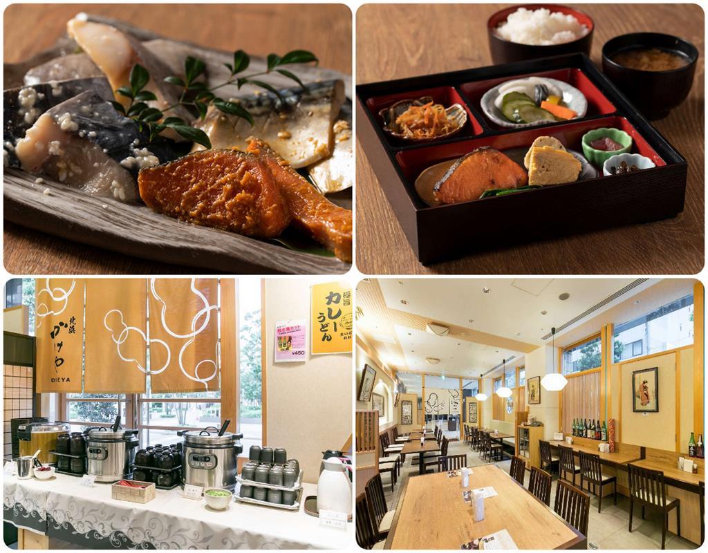 大阪Brighton City飯店早餐