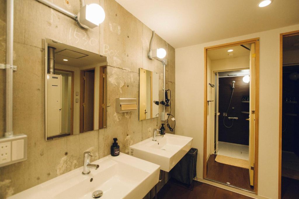 CITAN Hostel 公用廁所及淋浴間
