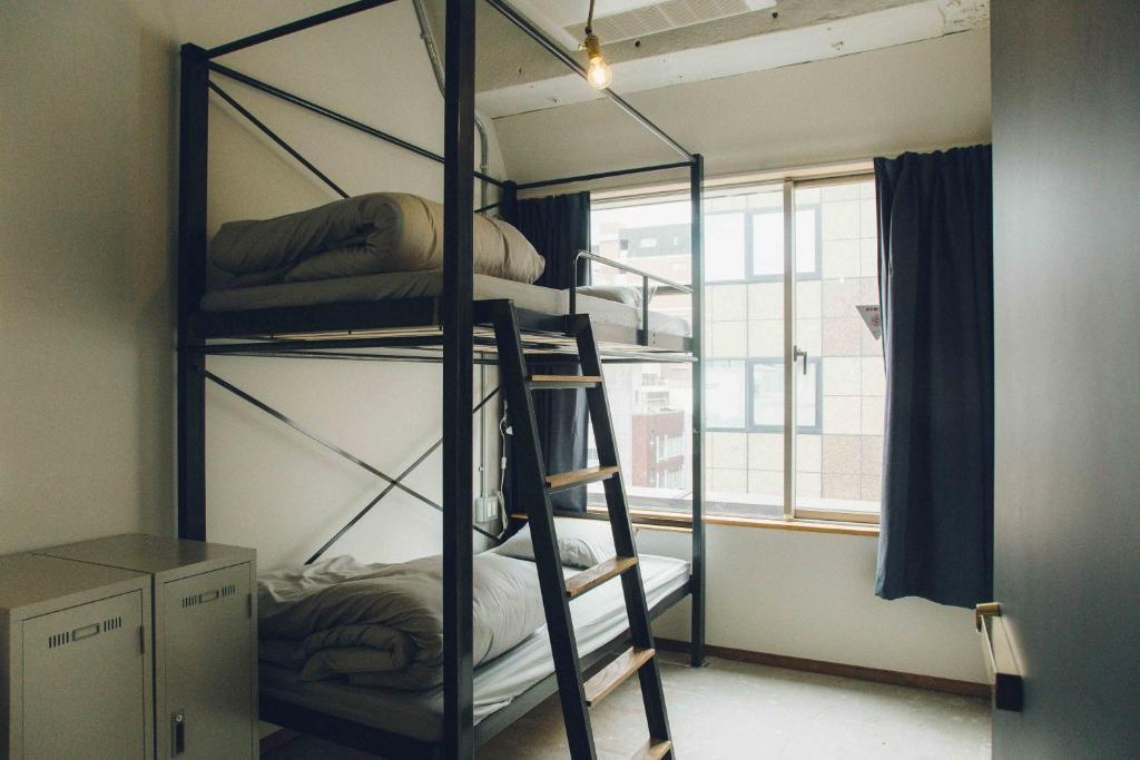 CITAN Hostel 個室雙床房