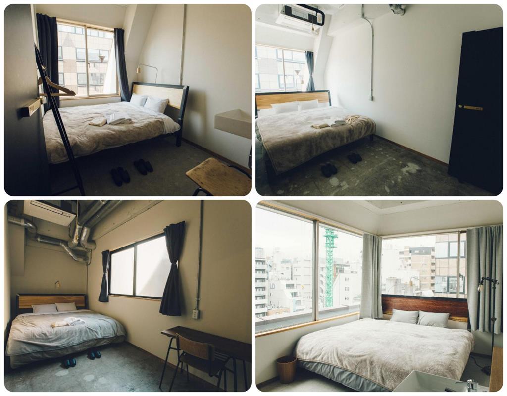 CITAN Hostel 個室雙人床房