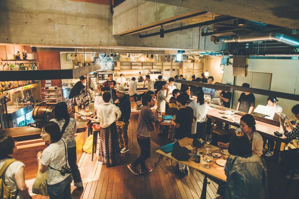 CITAN Hostel 酒吧餐廳