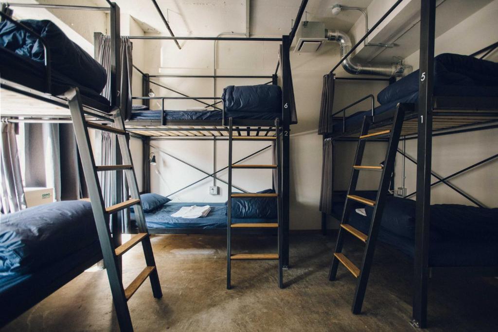 CITAN Hostel 背包客房型