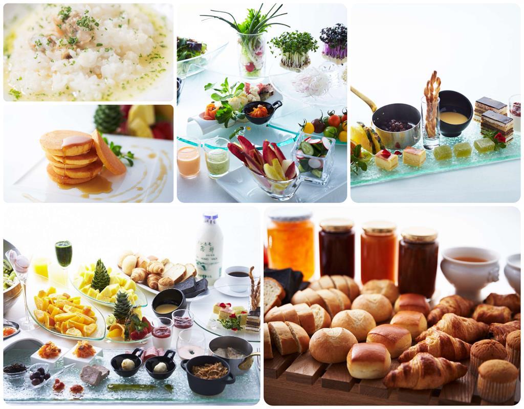 大阪Cross Hotel早餐