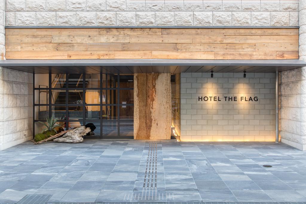 大阪住宿Hotel the FLAG