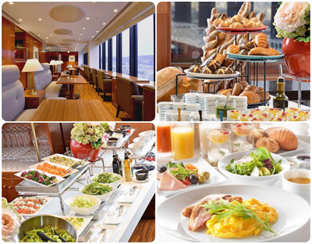 京都格蘭比亞飯店Southern Court西式餐廳半自助早餐