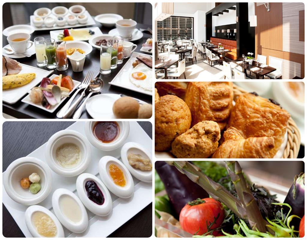 大阪Harmonie Embrassee 飯店早餐