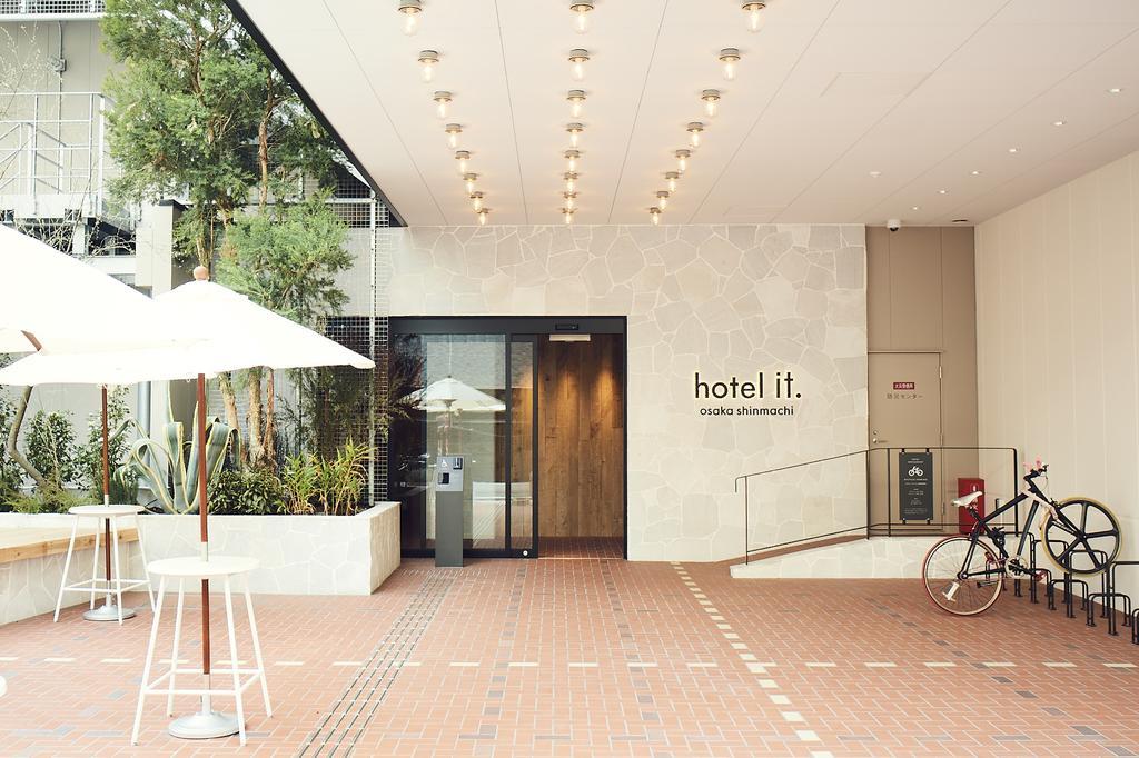 大阪住宿Hotel It Osaka