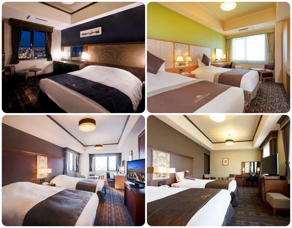 大阪Monterey Grasmere飯店房型