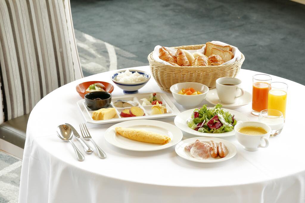 大阪Monterey Grasmere飯店早餐