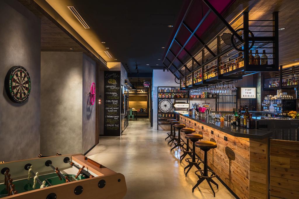 大阪Moxy飯店Cafe & Bar