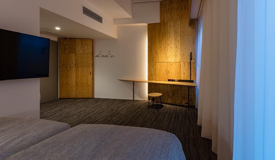 ONE@Tokyo飯店Universal房型