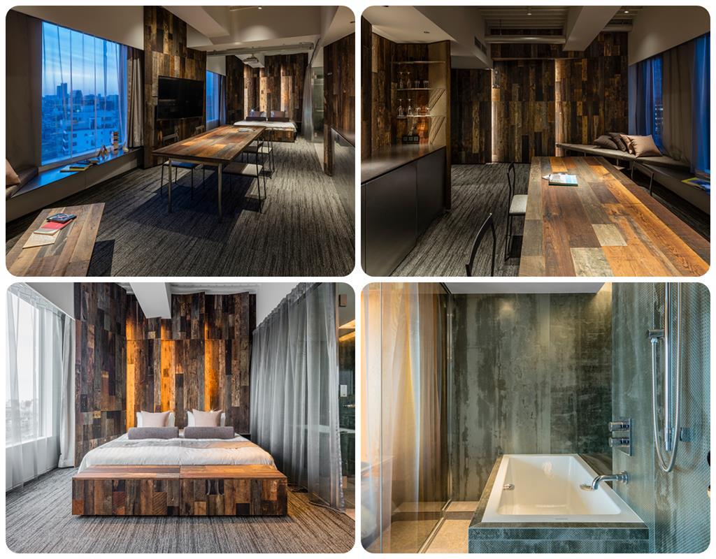 ONE@Tokyo飯店Atelier Suite房型