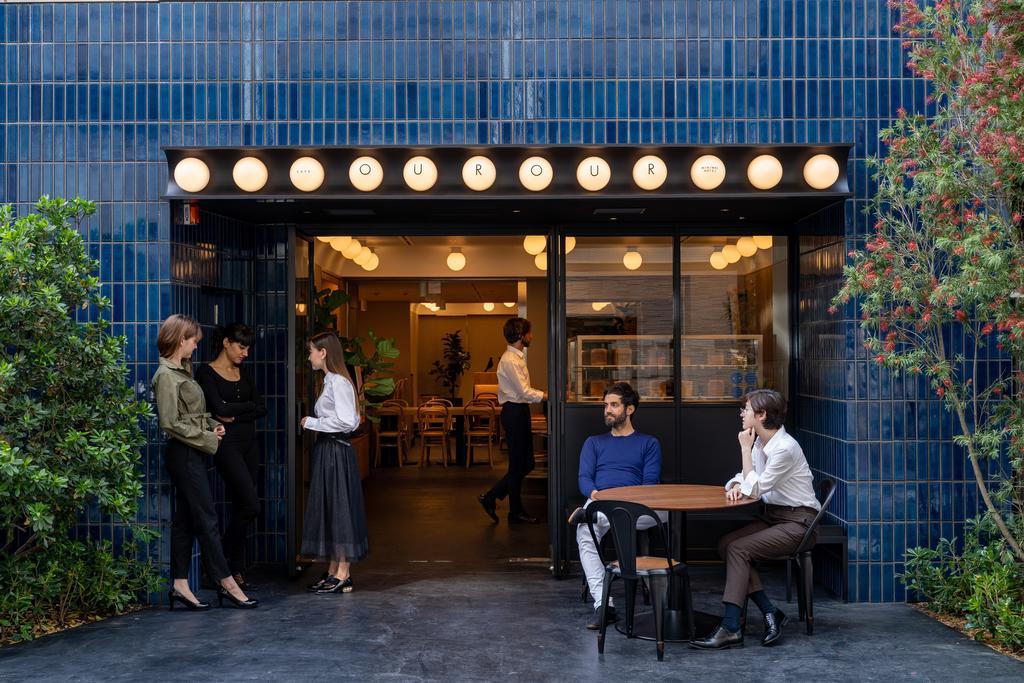 東京住宿淺草橋 CAFE/MINIMAL HOTEL OUR OUR